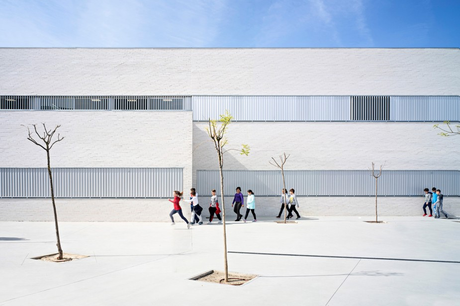 Colegio Público Indira Gandhi