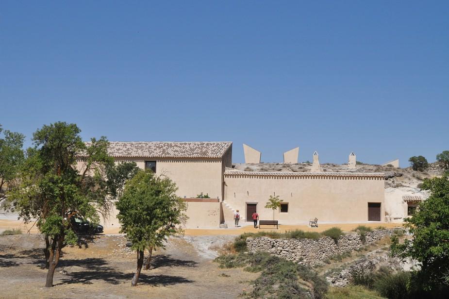 Centro de interpretación Cerro de la Virgen